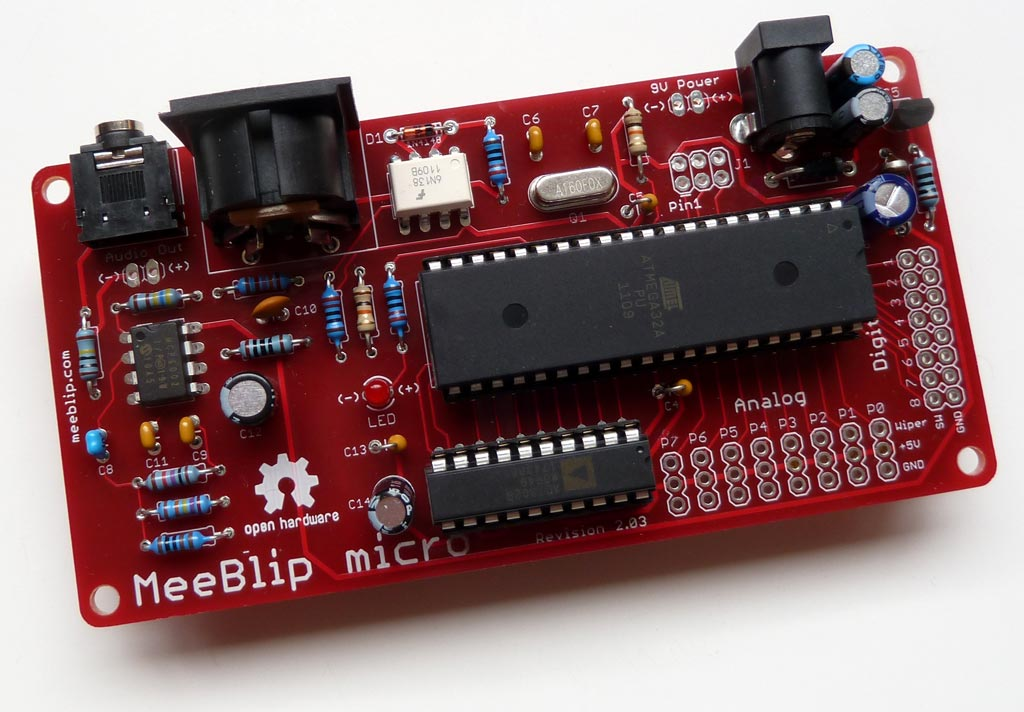 Build and hack your own open-source MIDI synthesizer to take
